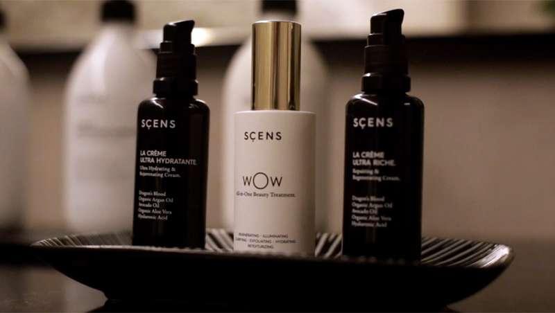 Scens, la cosmética orgánica y vegana que eligen profesionales y clientes
