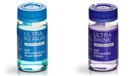 El tratamiento en ampollas revolucionario en el cuidado del cabello que proporciona un cambio espectacular e inmediato, pasando de un cabello apagado a una melena totalmente reparada