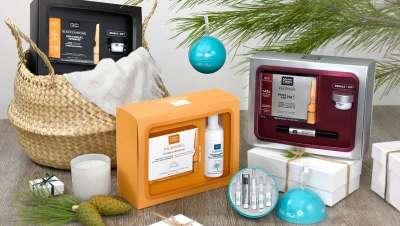 Regalar belleza con los cofres de Navidad de MartiDerm