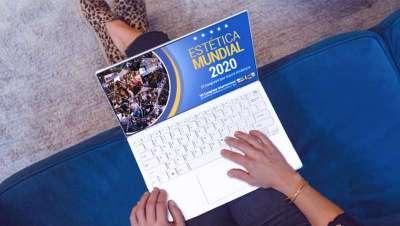 Próximo Congreso Estética Mundial 2020, formato on-line