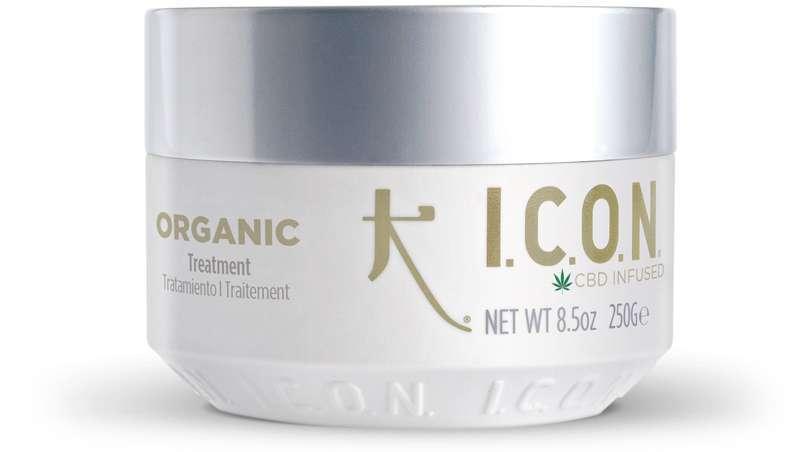 Sem água, orgânico, natural, com CBD e cheio de nutrientes para o cabelo