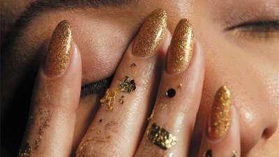 Alta definición para las uñas más glitter de la temporada