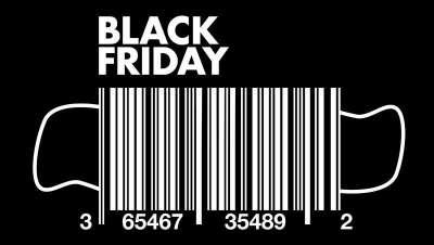 Black Friday, cerrado por pandemia