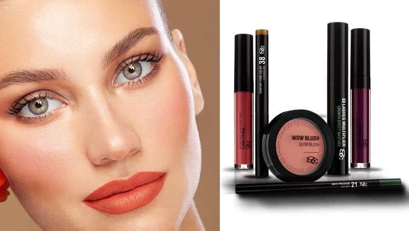 Maquilhagem que apaixona, novidade Salerm Cosmetics