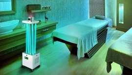 São o novo braço armado da desinfeção em todos os espaços, incluídos os hospitais, contra o coronavírus. Robots ultravioleta que asseguram a limpeza em todos os espaços, incluído escritórios, lar, salões de beleza e cabeleireiros
