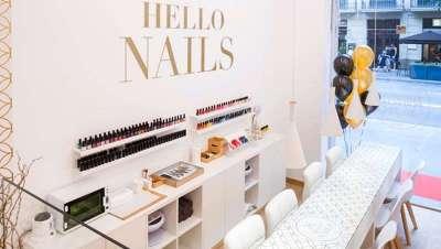 Hello Nails, una cadena en expansión