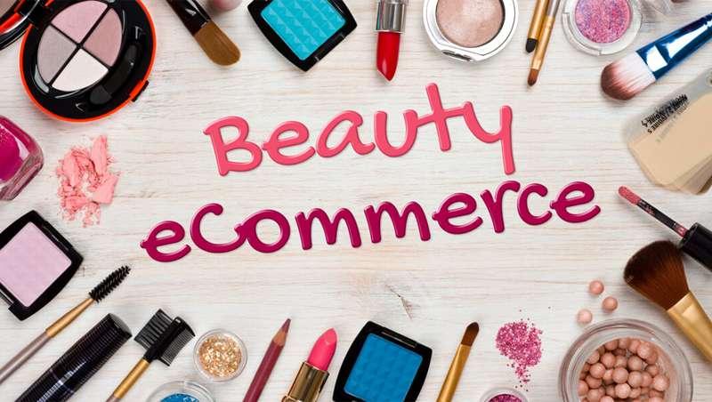 Consumidores e-beauty.