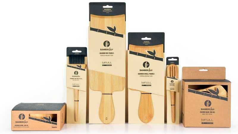 Si lo tuyo es contribuir a un mundo sostenible, herramientas de peluquería biodegradables, una novedad Perfect Beauty