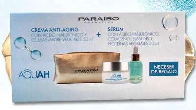 Navidad Paraíso Cosmetics, el neceser de regalo ideal para las rutinas beauty