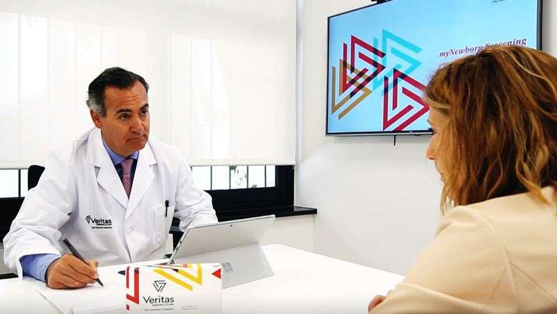 La secuenciación completa del Genoma en la clínica de medicina y cirugía estética con Veritas