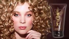 Curl Cream, potenciador de caracóis da linha India Hair Ayurvedic de I.C.O.N., é esse must que teu cliente quer e repete uma vez atrás da outra. Para uns caracóis ultradefinidos e exóticos