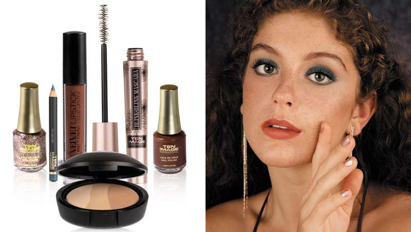 #PorUnMundoMásBello, la campaña y propuestas make-up & beauty de Ten Image Professional