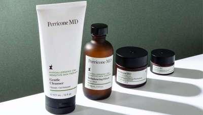 CBD, el nuevo ingrediente para pieles sensibles, lo último de Perricone MD