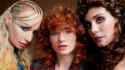 Education Masterclass: sente com X-Pression um Good hair day, exclusive de ghd