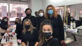 Profesionales peluqueros y esteticistas de Albacete ofrecen servicios gratuitos a a las personas sin recursos