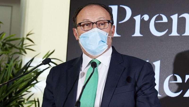 Premio a la industria de la perfumería y la cosmética por su labor solidaria durante la pandemia