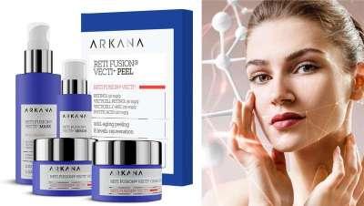 Terapia de retinol, las nanocápsulas de la juventud Arkana