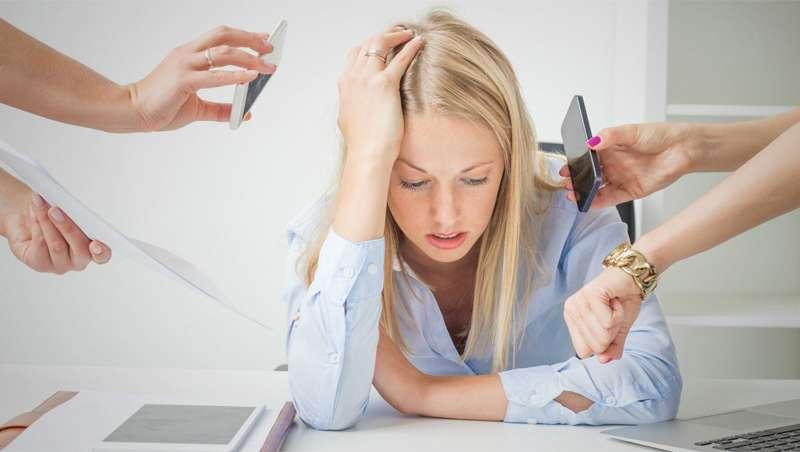 El 59% de los españoles afirma que su nivel de estrés ha aumentado por la Covid-19