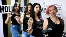 São quatro mulheres, uma da Colômbia e as três restantes de San Juan. O seu único objetivo: que todos voltem a acreditar nas mãos da mulher na hora de cortar o cabelo