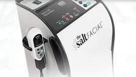 The SaltFacial, una de sus tecnologías más innovadoras para todo tipo de piel, utilizada por profesionales de todo el mundo, cirujanos, médicos y dermatólogos es ahora una tecnología de SaltMed