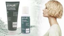 B.Pur es la innovadora línea Echosline de productos dedicada a la higiene profunda del cabello, cuerpo y herramientas profesionales, enriquecida con los beneficios de ingredientes de origen natural