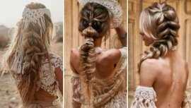 Para noivas ou convidadas, de dia ou de noite, em ocasiões especiais ou não, uma trança é um símbolo de modernidade e alta moda para o cabelo, que se converte em acessório extraordinário de mãos dos melhores, como Juanmy Medialdea