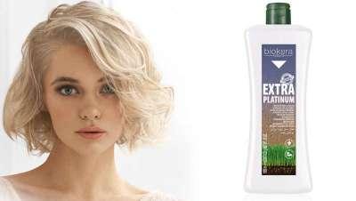 Todos os platinados que imagines a Salerm Cosmetics, Be Blonde tem-nos