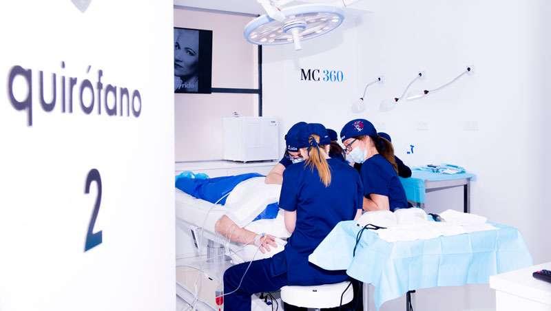 MC360, clínica de microinjerto capilar, cierra el año en positivo
