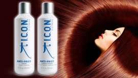 Por fin, la solución definitiva al encrespado del cabello, Regimedy Anti-Frizz, novedad I.C.O.N.
