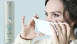 Caremask Balsam, especialmente diseñada para el cuidado de la piel del rostro y contra el indeseado maskné, originado por el uso continuado de mascarillas
