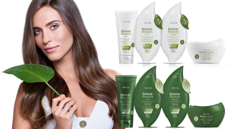 Amend Botanic Beauty, productos para la salud del cabello y el planeta