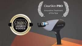Alma Láser, una compañía médica Sisram ha sido premiada durante los 2020 Global Aesthetic Awards de MyFaceMyBody
