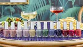 Por sus 40 años de vida, OPI, la famosa marca de uñas, regresa y te acompaña a su lugar de nacimiento, Hollywood, con una colección del mismo nombre que incluye 12 increíbles colores de alfombra roja