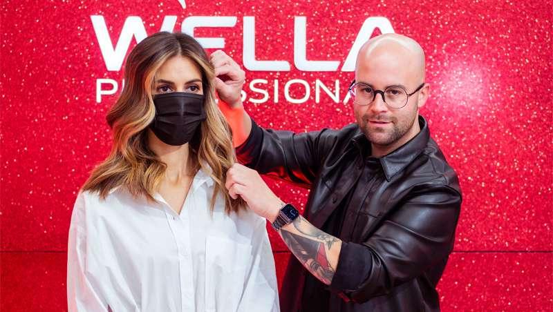 Javier Vila se une a Wella Professionals y se convierte en un nuevo #WellaPasionista