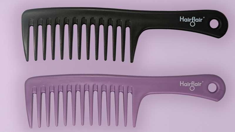 Nuevo peine biodegradable HairFlair