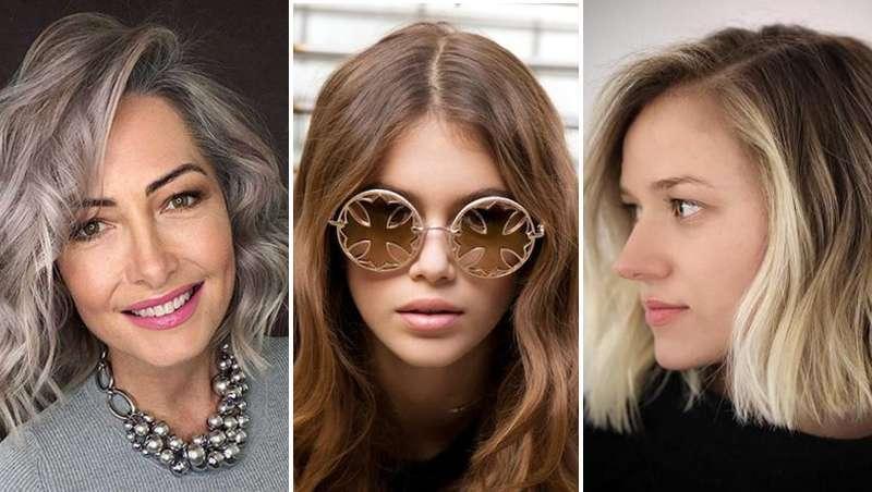 Assim é a moda 2021 em relação de cabelo, estilos, cores e penteados