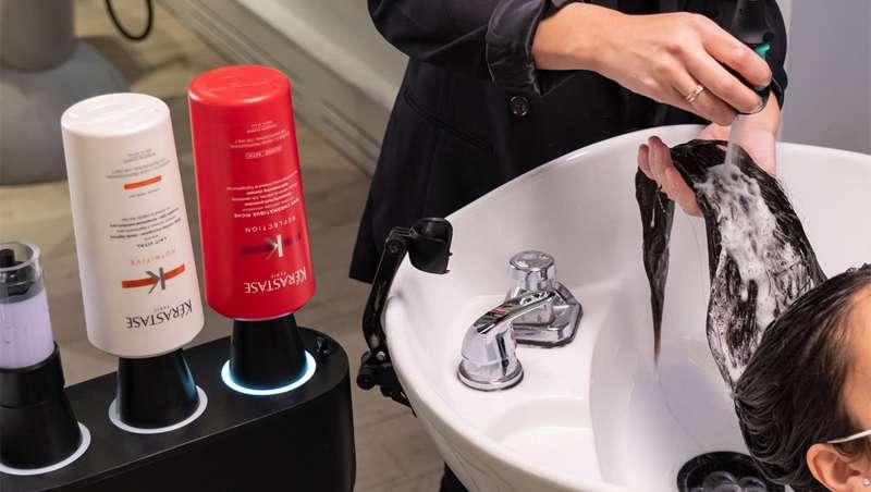 L'Oréal presenta L'Oréal Water Saver, tecnología sostenible que ahorra un 80% de agua durante el aclarado