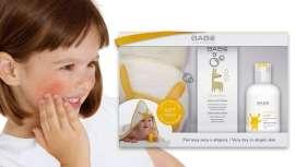Los productos del Kit Atopic Prone Skin están formulados con el Complejo Baby-Care Babé, que combina extractos vegetales de caléndula, mimosa y aloe vera, para calmar y suavizar la piel