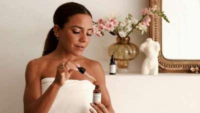 Los básicos 'beauty' de Paula Ordovás, embajadora mesoestetic