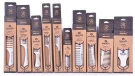 Herramientas de peinado biodegradables para el salón de peluquería