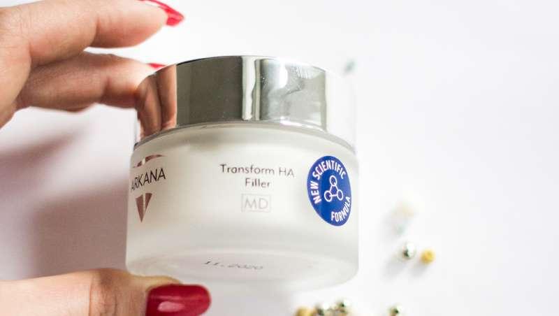 Todo lo que debes saber del ácido hialurónico para la piel con Arkana y Transform HA Therapy