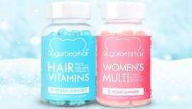 La marca americana de los deliciosos ositos llenos de vitaminas para el cabello, delicioso complejo nutricosmético, que se ingiere, ahora más vegano que nunca. Y los ositos rosas, para la piel y el bienestar corporal