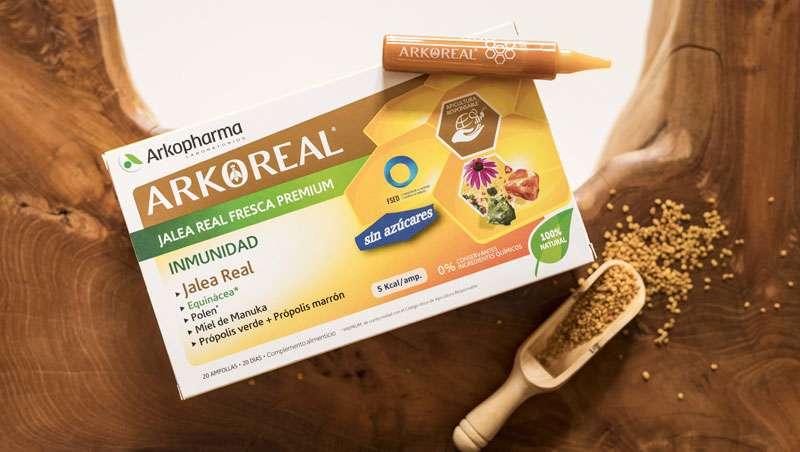 Arkopharma - ArkoReal - Sistema inmune