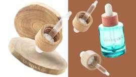 El envase se renueva y ofrece ahora un tapón cuentagotas de madera, sin hilos plásticos ni pegamento, con un impacto medioambiental muy reducido