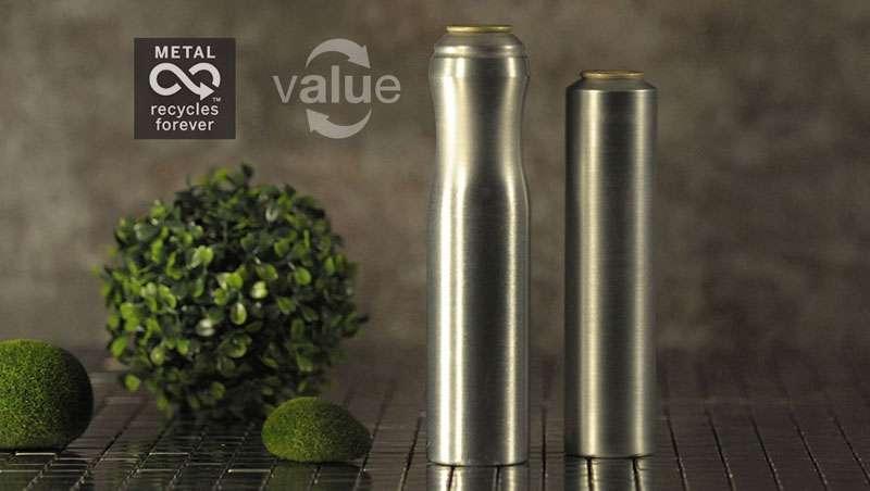 Aerobal - Reciclaje - Aluminio