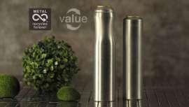 El grupo industrial Aerobal asegura que la escasez de aluminio reciclado representa un gran desafío para ecologizar la industria