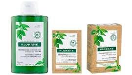 El Champú Mascarilla 2 en 1 limpia y purifca con suavidad el cuero cabelludo, y reduce el exceso de sebo