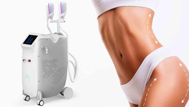 Q-Sculptor, aumenta músculo y elimina grasa eficazmente