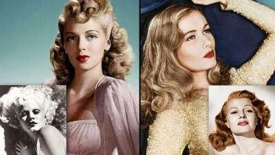 Os cabelos de Hollywood mais icónicas, segundo os especialistas cabeleireiros
