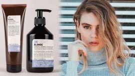 Nasce a linha Insight Blonde para dar um brilho extra e uma maior duração às balayage